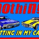 Nothing sitting in my car