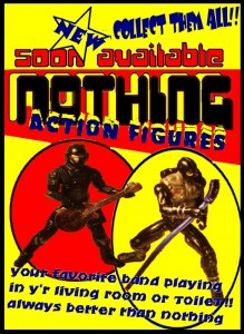 nothing action figures