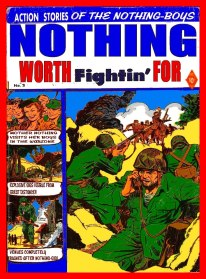 Nothing worth fighting for
